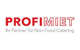 Profimiet - Ihr Partner für Non-Food-Catering